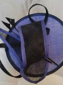F15414 Blue Black